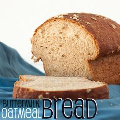 Buttermilk Oatmeal Bread Recipe from OrWhateverYouDo.com~I LOVED this bread. It was probably one of the best loaves I have ever made. It made the best french toast, not to mention quite an awesome grilled cheese. I will definitely be making this again in the very near future.