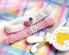 Free Crochet Headband Pattern.