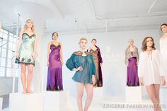 #lingeriefw14 #lingeriefashionweek @Layneau Collection photo cred Alberto Lama