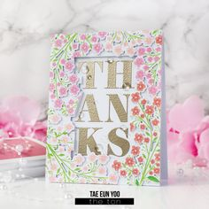 The Ton May 2021 Release – rainbow in november Peony Print, Spring Salad, Pink Envelopes, Peach Blossoms, White Glitter, Large Flowers, Ink Color, Bubble Gum, Accent Colors