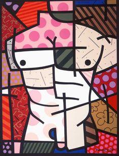 Myself - 2001 - tinta acrílica sobre tela