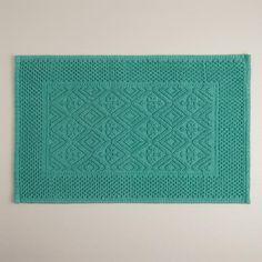 World Market- Bath mat