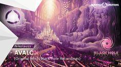 Nikolauss - Avalon (Original Mix) [Black Hole Recordings]