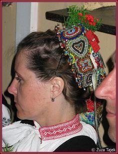 Mladé dievča z Kubrej pri Trenčíne Folklorista.sk | Folklorista.sk Folk, Crown, Ideas, Folklore, Corona, Popular, Forks, Folk Music, Crowns