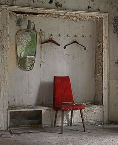 abandoned doctor's home in Germany