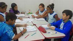 Blog do Inayá: Professora Samantha Franklin propõe Dinâmica de Operações Matemáticas aos alunos da Turma 507