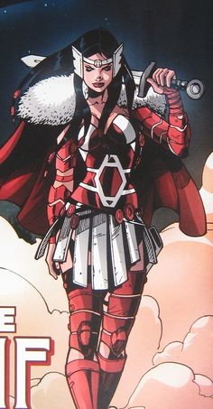 The raven haired Shield-Maiden of Asgard and lover of Thor, and Beta Ray Bill. Sif is a skilled warrior and staunch defender of the innocent. And an ally to The Warriors Three. Comic Book Characters, Marvel Characters, Comic Character, Comic Books Art, Comic Art, Character Ideas, Marvel Comics, Marvel Vs, Marvel Heroes