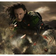 Loki'd ❤ liked on Polyvore featuring loki, marvel, avengers, marvel/dc and thor