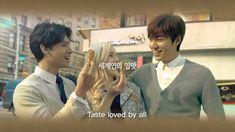 Lee Min Ho KyoChon Chicken TVC (+playlist)