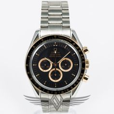 #Omega #Speedmaster Apollo XV Limited-Edition 1971 3366.51.00 - #OCWatchCompany #WatchStore #WalnutCreek