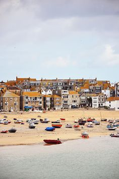 St Ives, Cornwall - spent my honeymoon here!