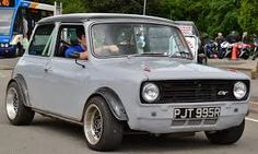 classic mini clubman - I loved my Mini, most fun I ever had with a car :)