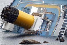 Concordia échoué