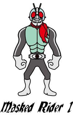 Masked Rider #1 仮面ライダー1号