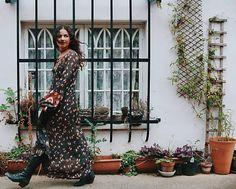 Street style inspiration via #FPME model: @mariaarandac by wildbindi on Free People