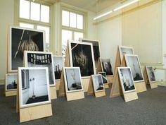 Jonge Meesters, exhibition scenography.