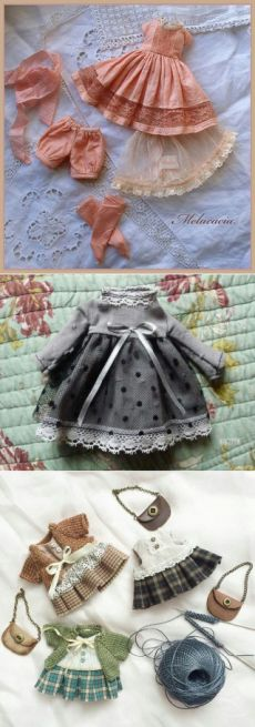 Текстильные куклы. Обучение.