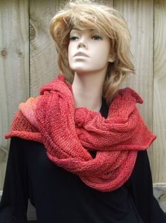 Wear as a twisted cowl