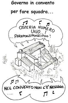 """""""Impiegato per hobby"""" di Enrico Martelloni - Osteria numero uno..."""