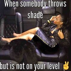 Carry on ✌️ #unbothered