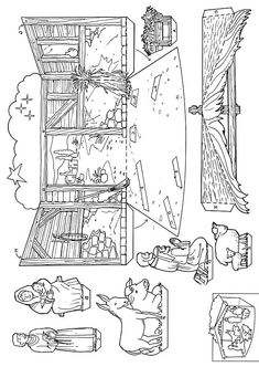 XMAS COLORING PAGES 949 X 630 Png 550kB 1000 Images About Pop