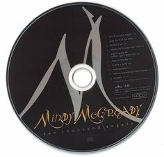 Mindy McGready Ten Thousand Angels 1996 CD Professionally Cleaned