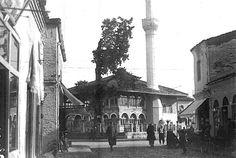 Xhamia e Vjetër e Tiranës, 1938.