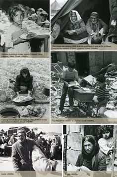 Stories of refugees from the Oxfam archive: Lebanon in 1950s and 1960s | Blogs | Oxfam GB