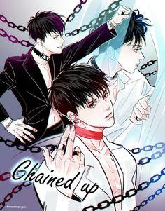 Leo vixx Hongbin Kpop fan art  n Ravi  ken hyuk