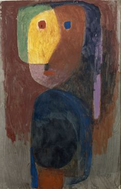 """amare-habeo: """" Paul Klee (Swiss, 1879-1940) Evening Figure (Figure le soir), 1935 """""""
