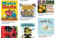 Preschool Read-Alouds.   Check out this Pinterest board from INFOhio for some great reads for preschoolers for storytime,, summer reading or just for a bedtime tale.