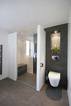 The bathroom is one of the most used rooms in your house. If your bathroom is drab, dingy, and outdated then it may be time for a remodel. Remodeling a bathroom can be an expensive propositi… Bathroom Renos, Bathroom Layout, Bathroom Interior Design, Small Bathroom, Shower Bathroom, Gold Bathroom, Bathroom Ideas, Turquoise Bathroom, Shower Walls