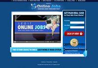 Review Legit Online Jobs | Online job Reviews.: Legit Online Jobs In Review
