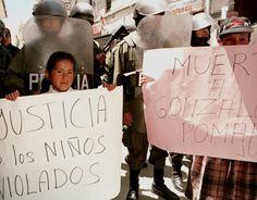 Cazuza: Bolívia exige justiça após estupro de bebê de 8 me...