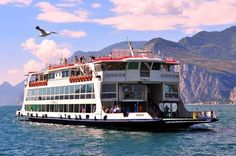 Lake Garda ferry Photo by Rick Brown — National Geographic Your Shot