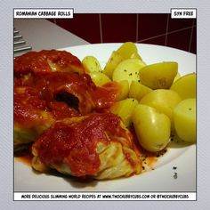 This syn free cabbage rolls recipe is a great dinner recipe that's homely and…