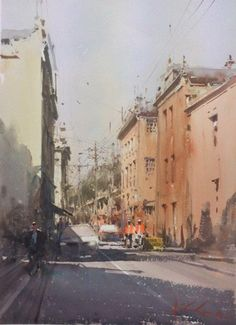 Joseph Zbukvic - Red Hill Art Gallery - Brisbane