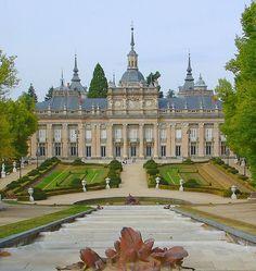 Royal Palace of La Granja de San Ildefonso, San Ildefonso, Spain