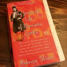 "Hipster's Hollow Blog Post #68: ""The Immortal Life of Henrietta Lacks""   #hipstershollow #hipster #blog #blogger #reading #books #henriettalacks #HeLa #rebeccaskloot"