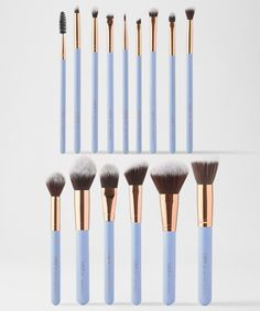 LUXIE Dreamcatcher Brush Set Best Makeup Brushes, Eye Brushes, Makeup Brush Set, Face Makeup, Best Affordable Makeup Brushes, Makeup Geek, Highlighter Brush, Concealer Brush, Make Up