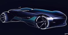 """269 Me gusta, 2 comentarios - Grigory Butin (@grigorybars) en Instagram: """"#doodle #sketch #design #cardesign #transportation #automotive #autonomous #concept #conceptcar…"""""""