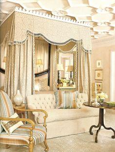 Bedroom decadent