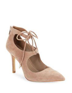 Chaussures | Chaussures femme | Benci Suede Pumps | La Baie D'Hudson
