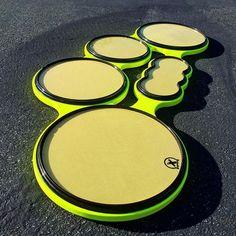 Xymox Percussion Tenor Pad