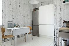 Outdoorküche Mit Kühlschrank Blau : ▷ küchen ideen in blau lassen sie sich inspirieren