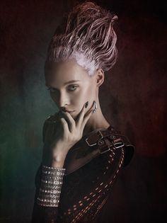 Photographer: David Benoliel Stylist: Danny Santiago @ Artist Management Model: Victoria Zuban @ Women Direct Hair and Makeup: Aileen Quintana Nails: Gena Del Portillo