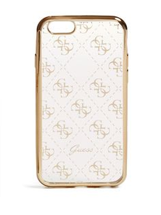 Gold-Tone Quattro G iPhone 6 Case