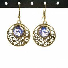 oorringen - €8 handgemaakte juwelen