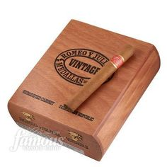 Romeo Y Julieta Vintage #2 Cigars