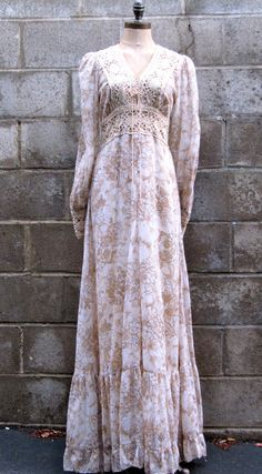 Vintage 1970s GUNNE SAX by Jessica San by MacalistaireAt1850